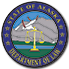 Alaska Department of Law logo